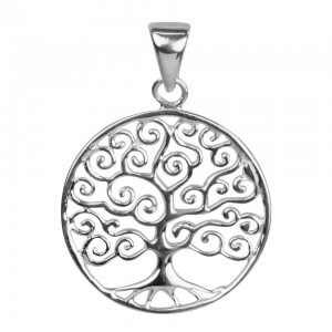 Tree of Life Necklace - Contemporary Design